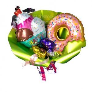 Donut Balloonboeket